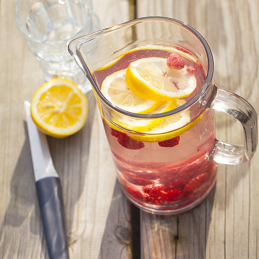 citroen water drinken