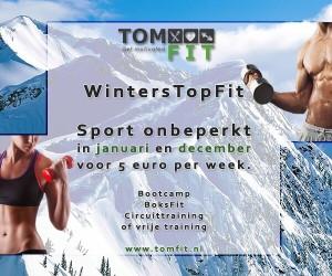 sporten bij TomFit