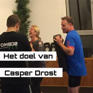 Het doel van Casper